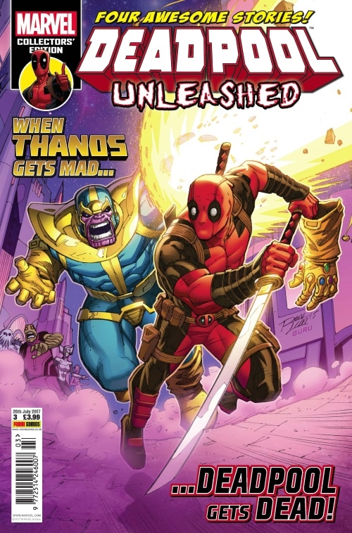 Deadpool Unleashed